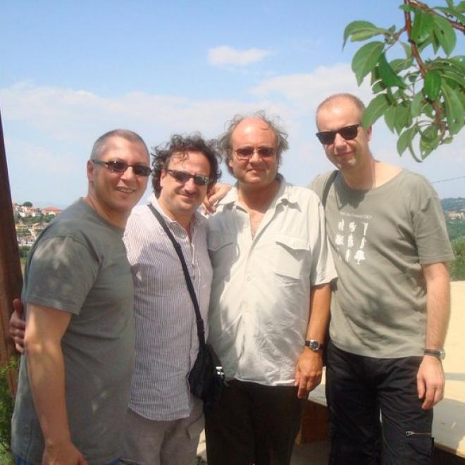 With Franco-Michael Blass-Bart de Nolf
